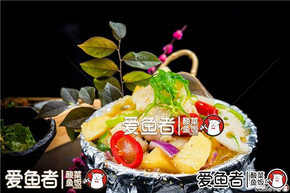 酸菜鱼饭加盟